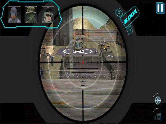 Covert Sniper Strike : Defend The Soldier-s screenshot 5