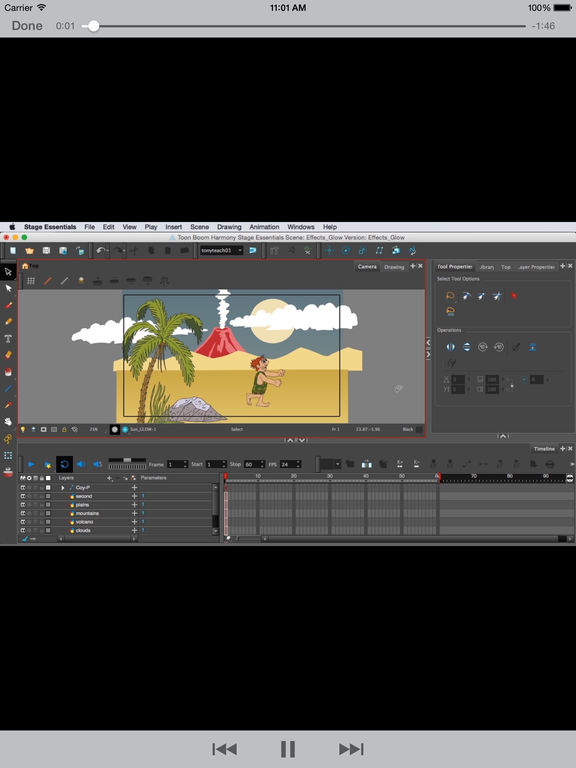 LearnFor ToonBoom screenshot 9