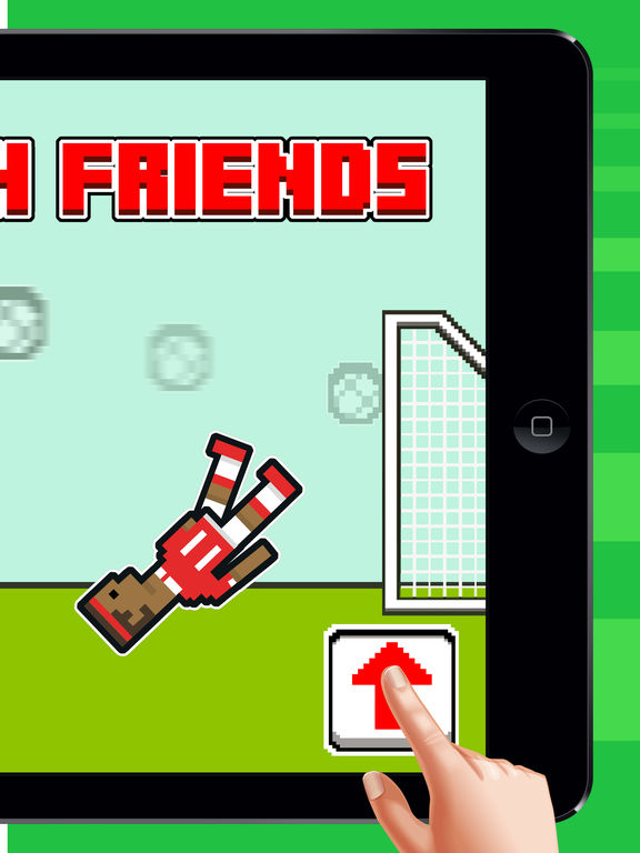 2017 Soccer Physics Games : 2 Player Football Fun | Apps