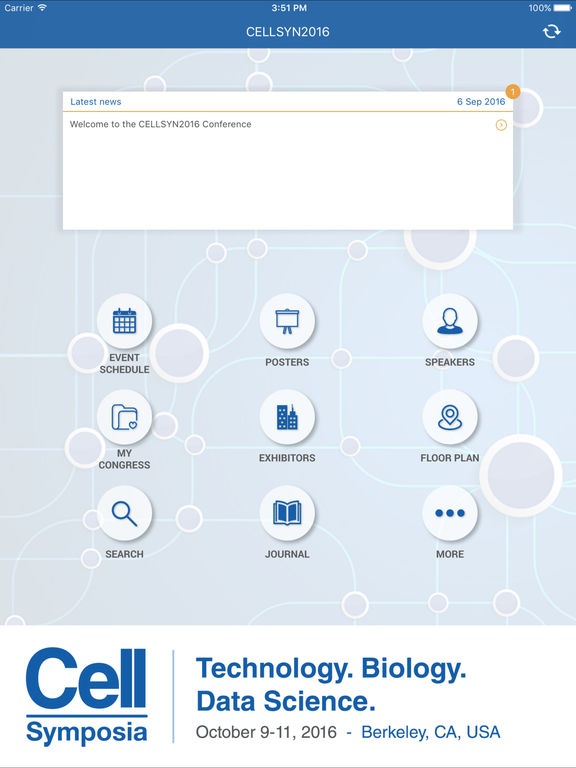 CELLSYN2016 screenshot 7