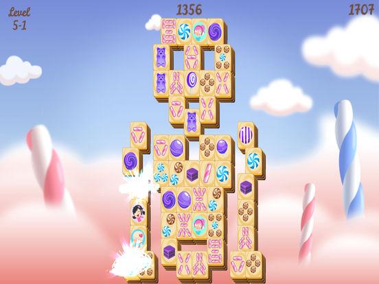 Sweet Candy Mahjong Free screenshot 10