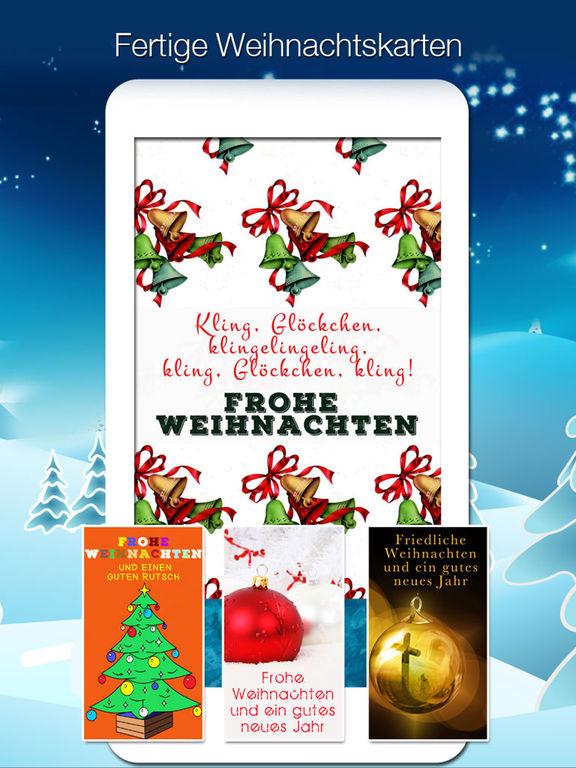 Weihnachtskarten - Weihnachtsgrüße verschicken screenshot 8