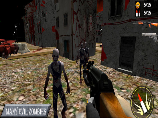 Evil Shooter : Killing The Zombies screenshot 5