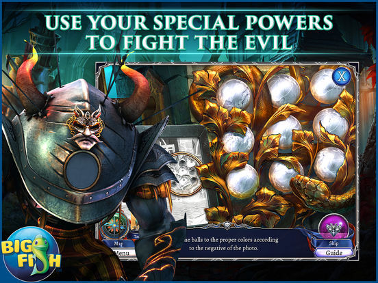 Grim Legends: The Dark City (Full) - Hidden Object screenshot 8
