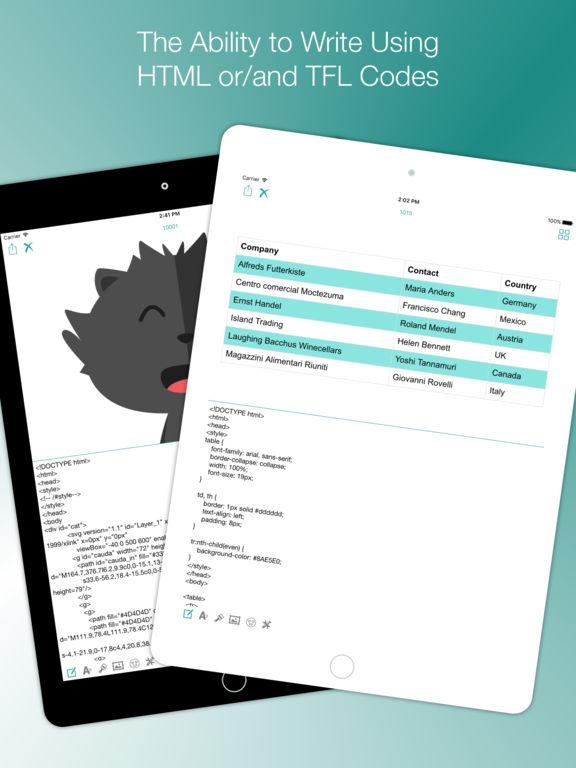 Type Freely screenshot 9