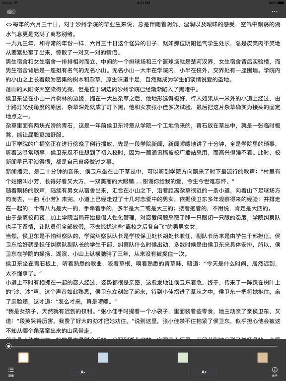 精选完本官场小说:侯卫东官场笔记 screenshot 6