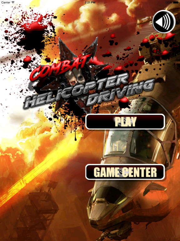 Combat Helicopter Driving - A Copter Hypnotic X-treme Game screenshot 6