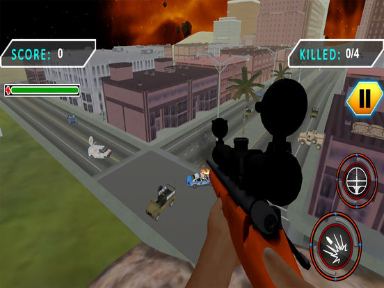 Commando Street War 2016 screenshot 4