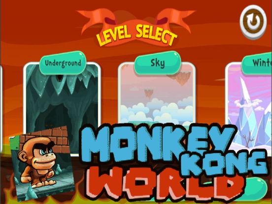 Monkey Kong world - The legend screenshot 8