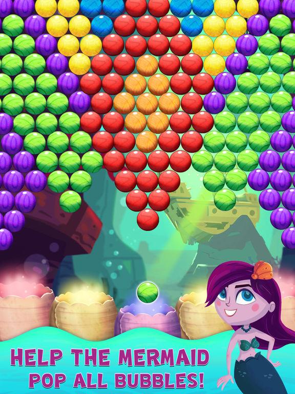 Bubble Mermaid screenshot 6