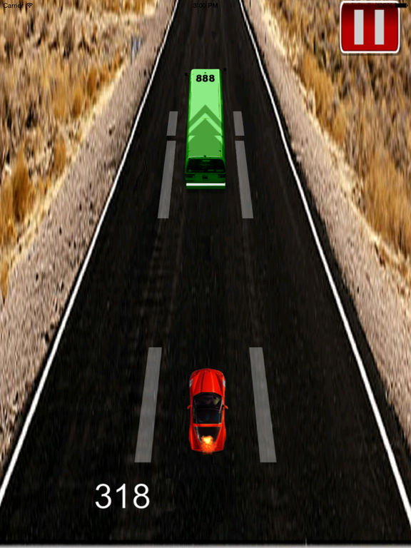 A Fast Car Racing Pro - Furiously On The Highway screenshot 8