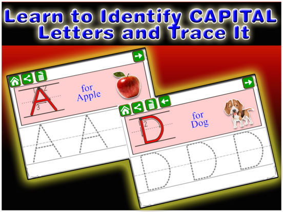 ABC Kids - Alphabet Tracing Game screenshot 7