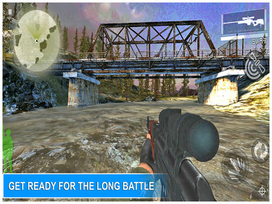Front-Line Soldier Strike : 3D Free Mobile Game screenshot 7