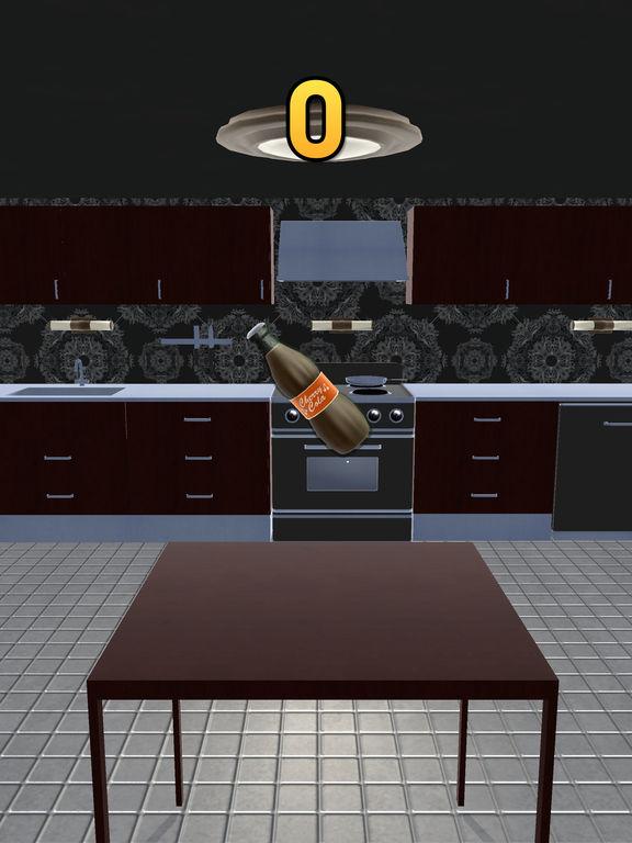 Bottle 3D Flip - Extreme Water Challenge screenshot #2