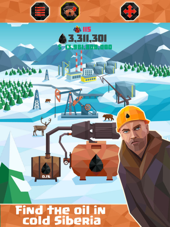 Oil Tycoon - Gas Idle Factory screenshot 8