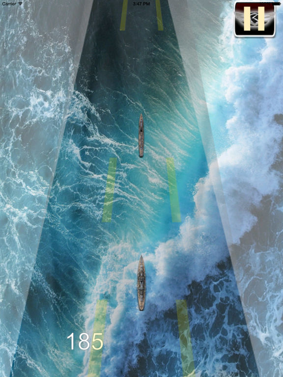 Adrenaline In Seas Addictive Pro - Battleship Hypnotic Beast Game screenshot 8