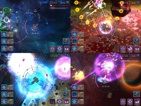 Battleship Lonewolf: Space Shooter screenshot 10