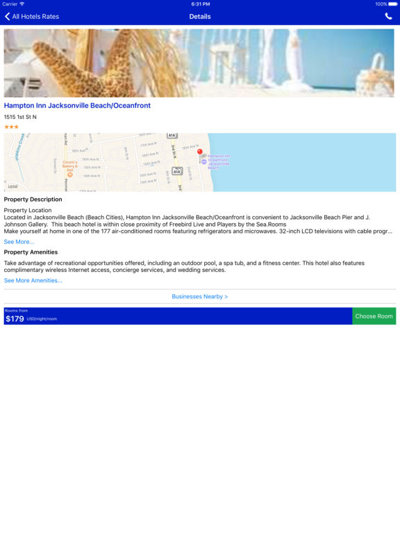 i4jacksonville - Jacksonville Hotels, Yellow Pages screenshot 8