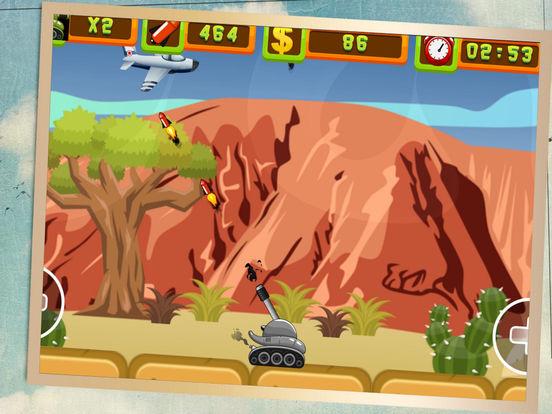 Desert Tank Shooting screenshot 4