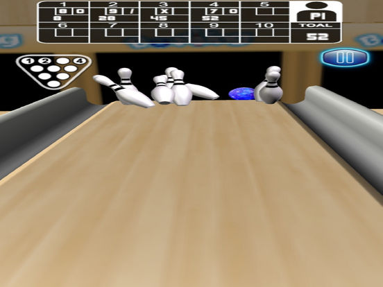 3D Bowling Challenge : A new Sports Game 2016 screenshot 5