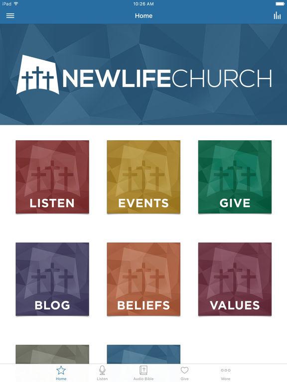 New Life Church Denton screenshot 4