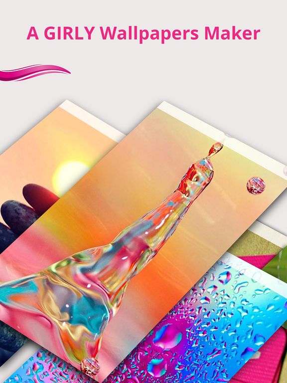 Wallpapers Backgrounds MakEr - App Lock HD Themes | Apps