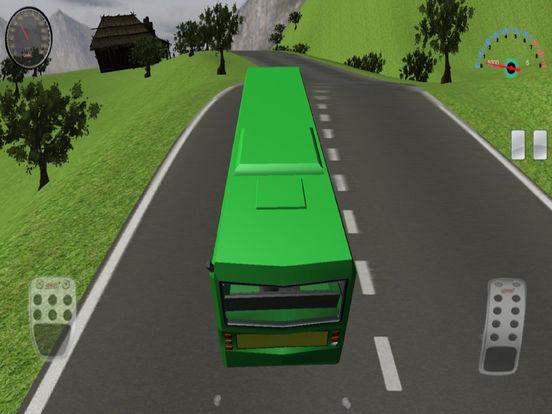 Rural Tourist Bus Drive screenshot 6
