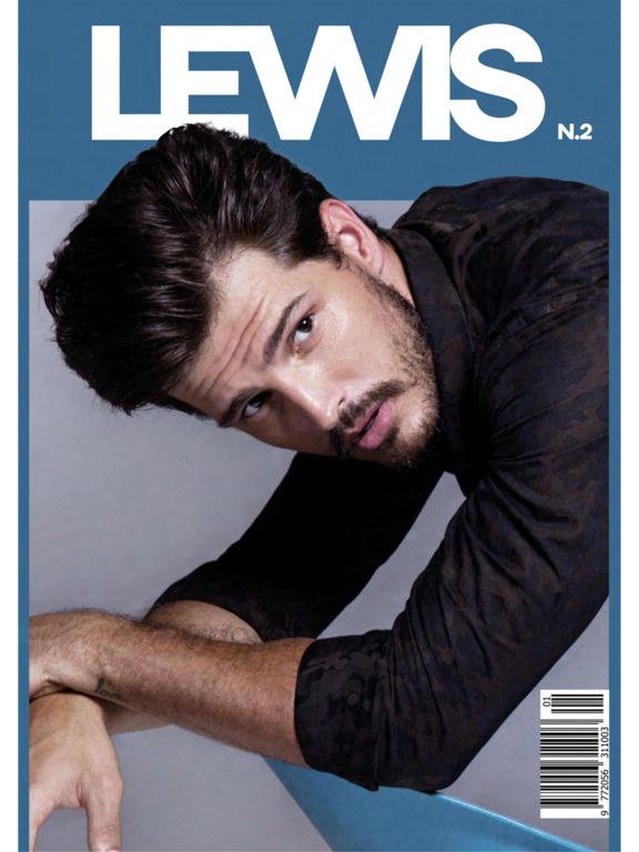Lewis Magazine screenshot 6