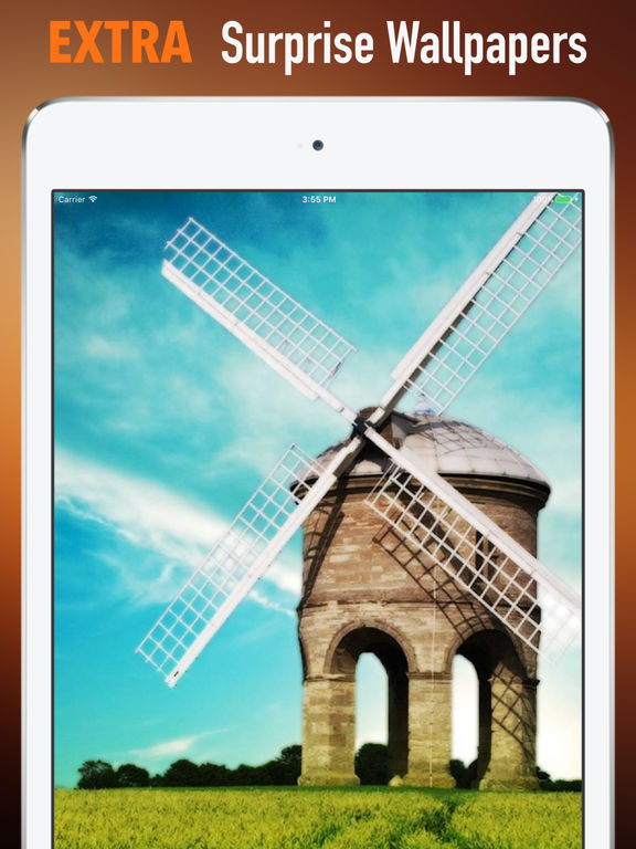 Windmills Wallpapers HD: Quotes and Art Pictures screenshot 8