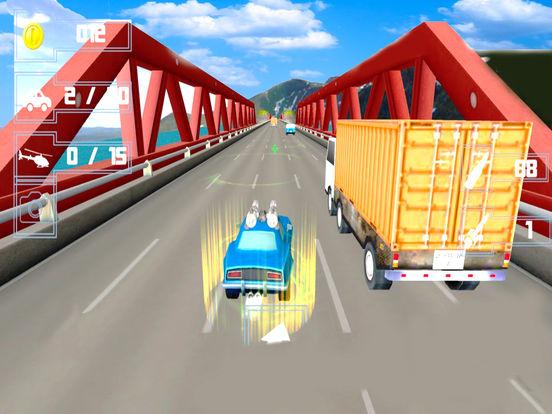 Avengers Death Car : Shooting Racing Adventure screenshot 4