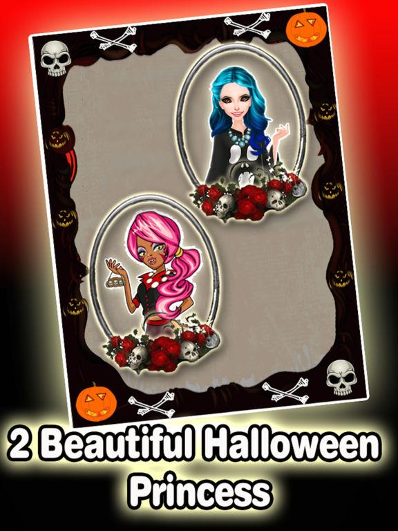 Halloween Monster Girl DressUp screenshot 6