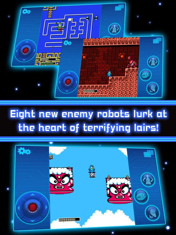 MEGA MAN 2 MOBILE screenshot 6