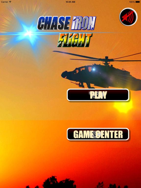 Chase Iron Flight - Adrenaline Driver Game screenshot 6