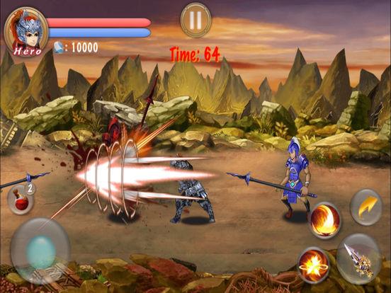Action RPG-Blade Of Dragon Hunter screenshot 7
