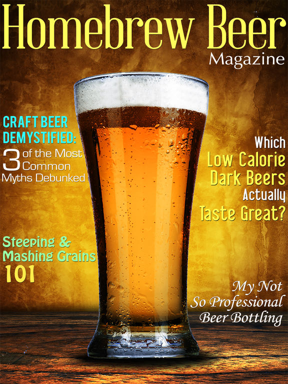 HomeBrew Beer Magazine - Brew Your Own Beer @ Home screenshot 6