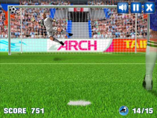 Penalty Shootout ® screenshot 6