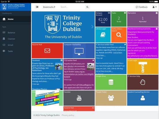 Trinity myday screenshot 6