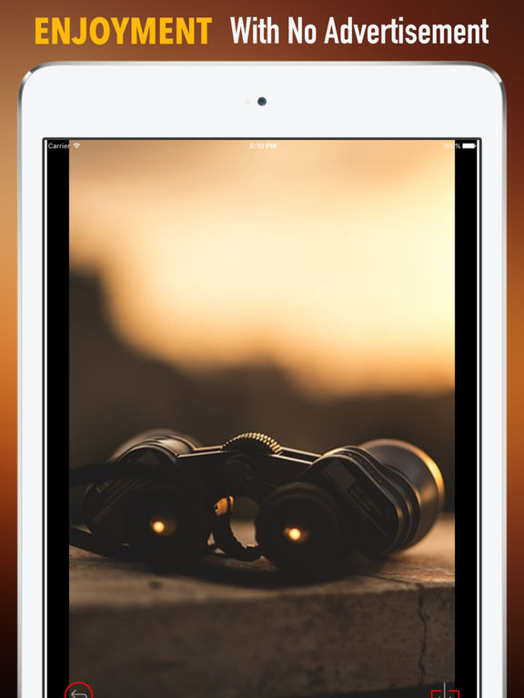 Binoculars Wallpapers HD: Quotes Backgrounds screenshot 7