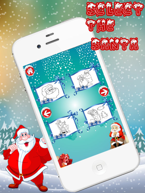 Christmas Coloring  Game For Kids & Adults screenshot 10