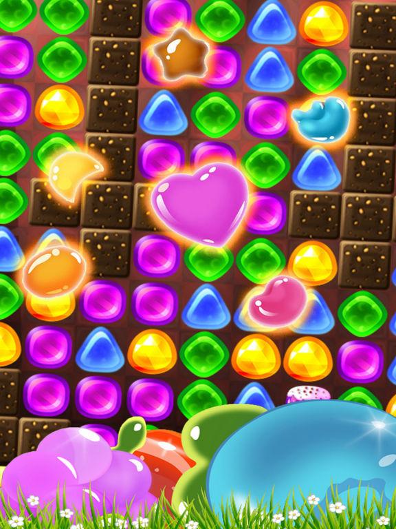 Fantasy Jelly Land Pop screenshot 4