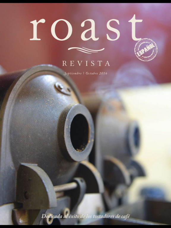 Revista Roast México screenshot 6