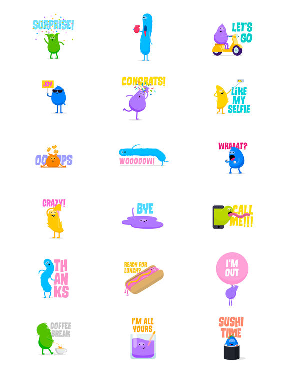 AZZL Stickers screenshot 5