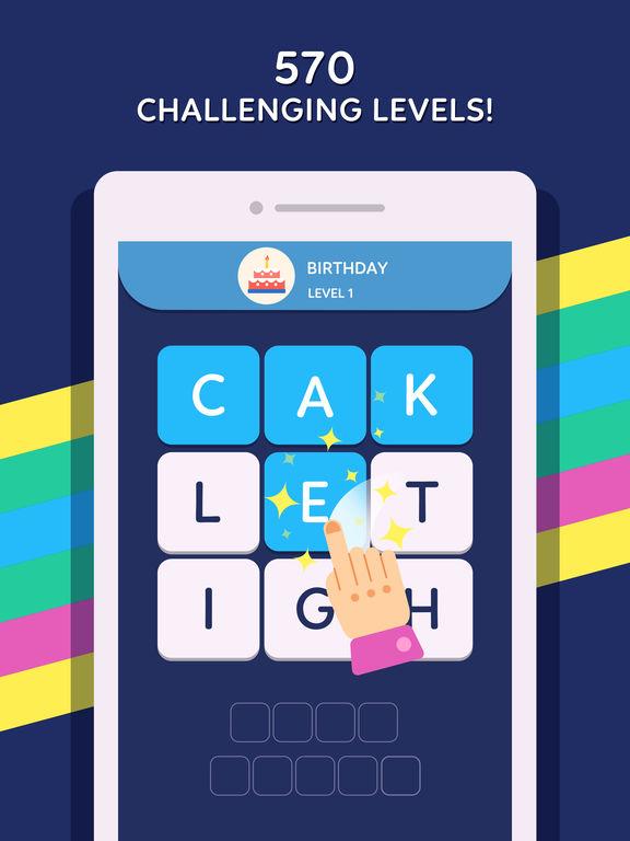 Word Spark Select: Fun Teasers screenshot 6