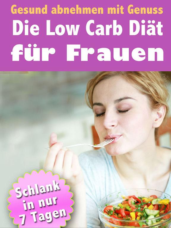 Low-Carb-Diät für Frauen: Abnehmen ohne Kohlenhydrate – die besten Schlank-Rezepte screenshot 6