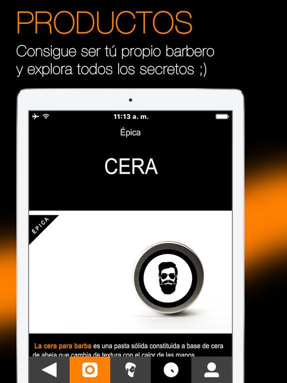 Barba Épica™ screenshot 9