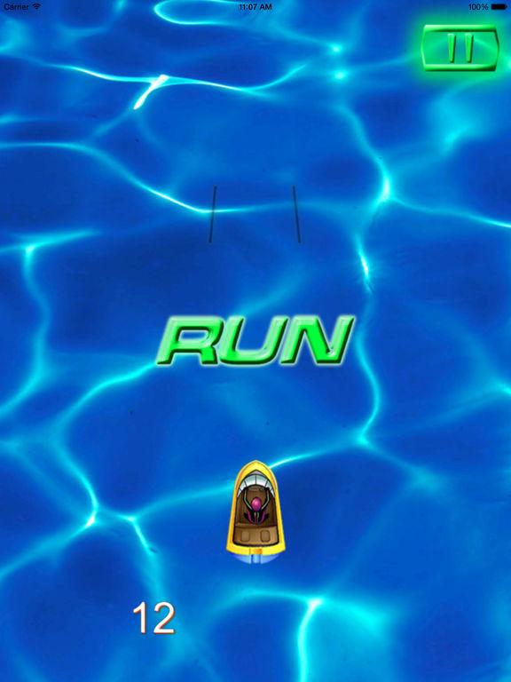 Escape Underwater Frontier - Best Boat Simulator Game screenshot 8