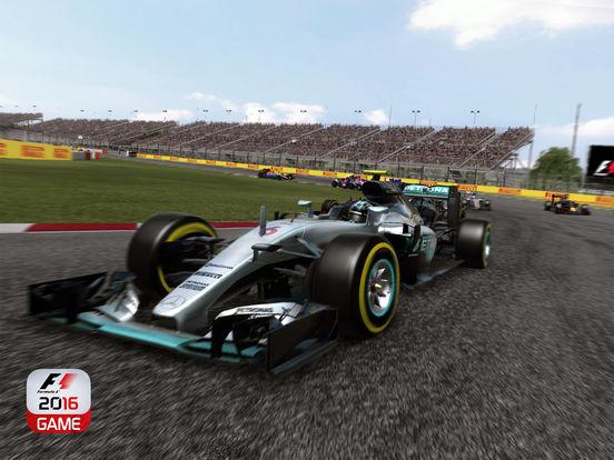F1 2016 screenshot 8