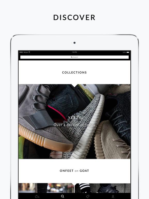 GOAT – Sneakers & Apparel screenshot 9