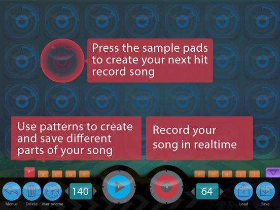 Dubstep Invasion 2: Beats & Drum Loops (Premium) screenshot 6