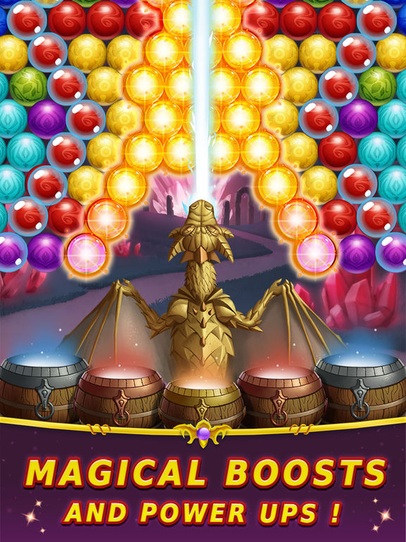 Bubble Shooter Magic screenshot 6